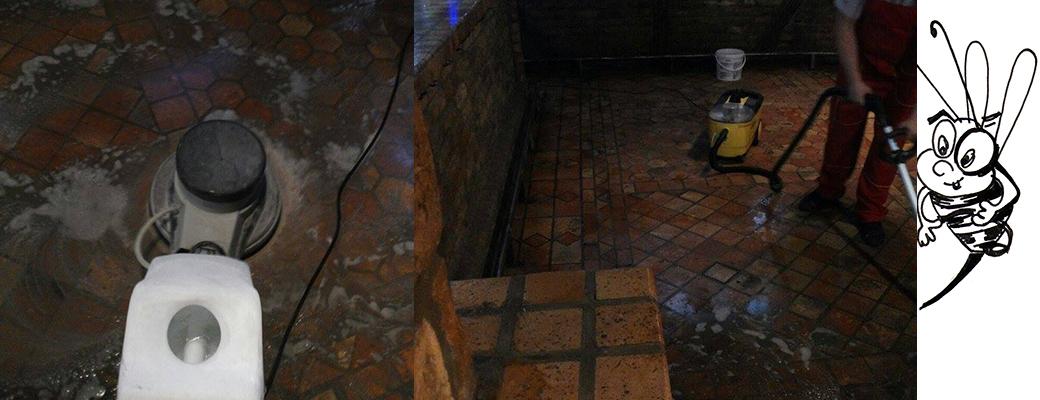Usluzno pranje podova u novom sadu