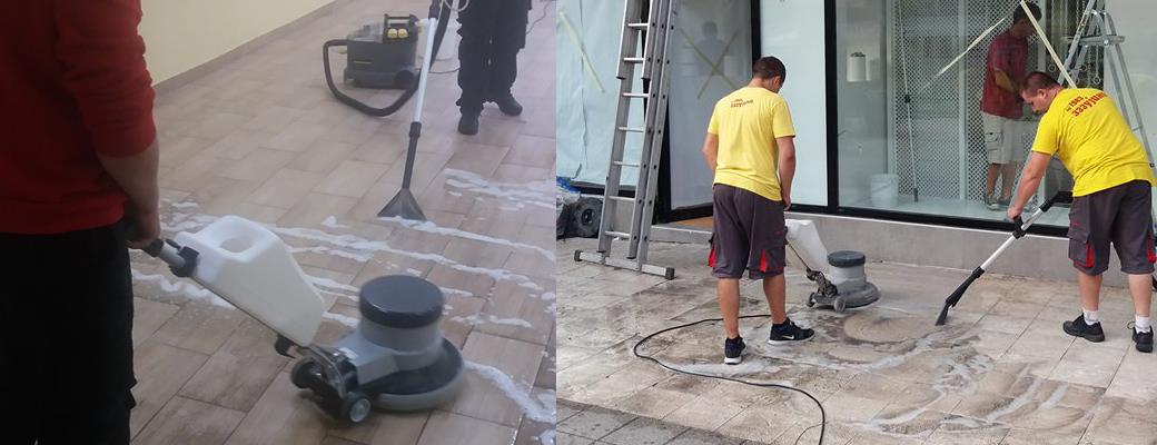 usluzno pranje podova